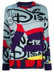 Iceberg Disney sequin-embellished jumper - Blue