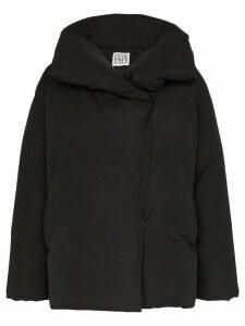 Totême annecy puffer jacket - Black