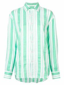 lemlem Doro men's shirt - Green