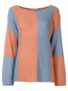 Alcaçuz Noriko knit blouse - Multicolour