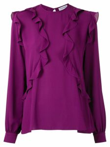 Olympiah Mosacos top - PURPLE