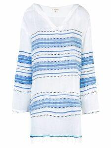 lemlem Welela hoodie - Blue