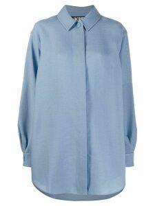Jacquemus La Chemise Loya shirt - Blue