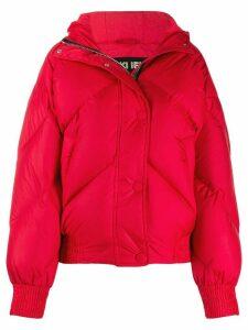 Ienki Ienki puffer jacket - Red