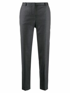 Fabiana Filippi tailored cropped trousers - Grey