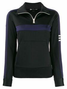 Y-3 block panelled sweatshirt - Black