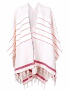lemlem Yanet striped cardigan - NEUTRALS