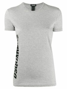 Dsquared2 logo print T-shirt - Grey