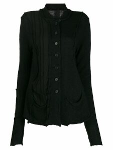 Rundholz Black Label distressed asymmetric cardigan