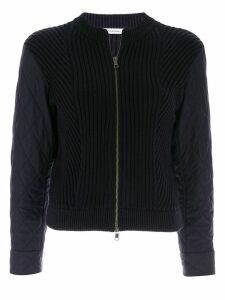 Guild Prime shell-panelled cardigan - Blue