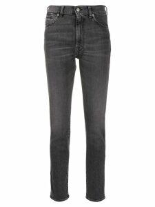 Golden Goose slim-fit washed jeans - Grey