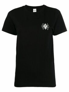 A.P.C. USA crew neck T-shirt - Black