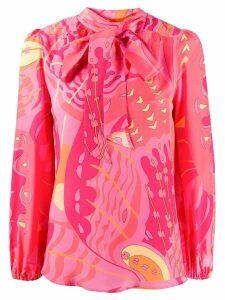 Rixo Taylor blouse - PINK