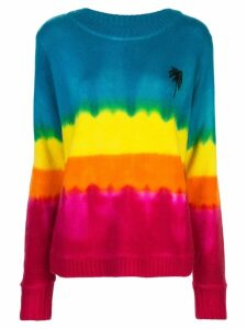 The Elder Statesman oversized tie-dye jumper - Multicolour