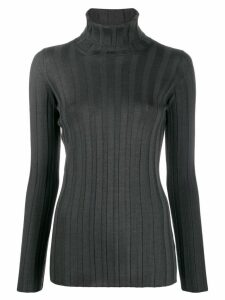 Fabiana Filippi turtleneck knit sweater - Grey