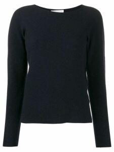 Fabiana Filippi slim fit jumper - Black