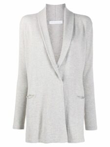 Fabiana Filippi relaxed-fit knit cardigan - NEUTRALS