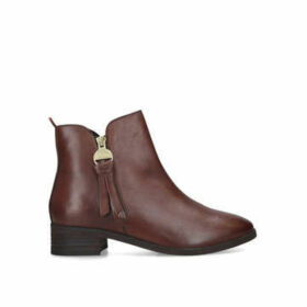 Barbour Penelope - Tan Ankle Boots