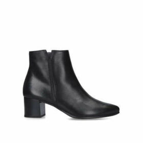 Paul Green Dalia - Pointed Black Ankle Boot