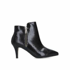Carvela Sphinx - Black Heeled Ankle Boot