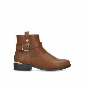 Carvela Comfort Trudy - Tan Buckle Boot