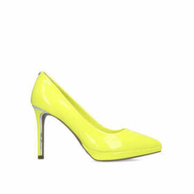 Dkny Lexi - Yellow Platform Stiletto Heel Court Shoes