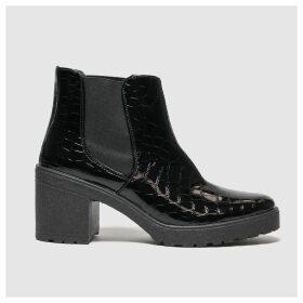 Schuh Black Dazzle Boots