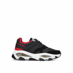 Kurt Geiger London Leto Sneaker - Black Chunky Trainers