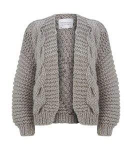 Diamond Bomber Cardigan