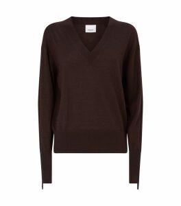 Wool-Silk Sweater