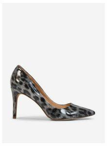 Womens Grey 'Eden' Court Shoes, Grey