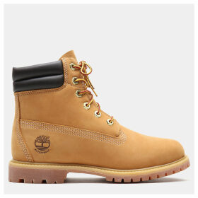 Timberland Waterville 6 Inch Boot For Women In Yellow Yellow, Size 9