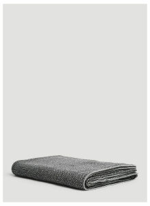 E15 AC03 Rete Blanket in Grey size One Size