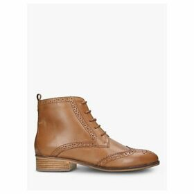 Carvela Toby Lace Up Brogue Ankle Boots