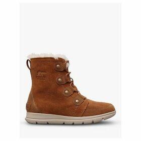 Sorel Explorer Joan Snow Boots, Camel Brown