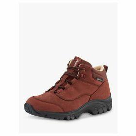 Haglöfs Kummel Proof Eco Women's Walking Boots, Maroon Red