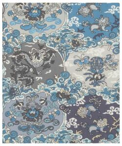 Dog And Dragon Tana Lawn Cotton