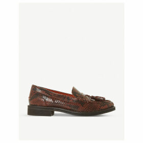 Giorgeo leather loafers