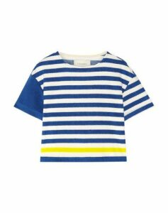 SOLID & STRIPED TOPWEAR T-shirts Women on YOOX.COM