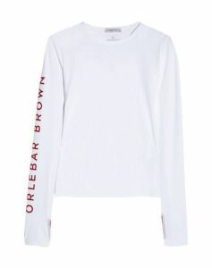 ORLEBAR BROWN TOPWEAR T-shirts Women on YOOX.COM