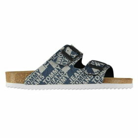 Tommy Jeans Logo Print Sandals