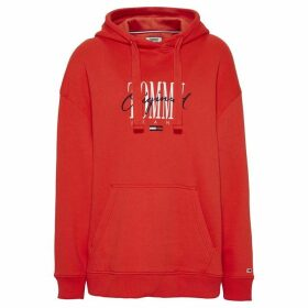 Tommy Jeans Modern Logo Hoodie