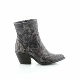 Santiag Leather Boots