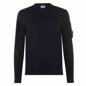 CP Company Arm Logo Sweater