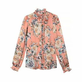 Calypso Floral Shirt with Long Sleeves