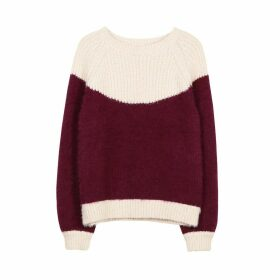 Nigelle Fine Knit Jumper with Crew-Neck