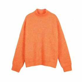 Neola High-Neck Jumper