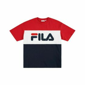 Cotton Tri-Colour T-Shirt