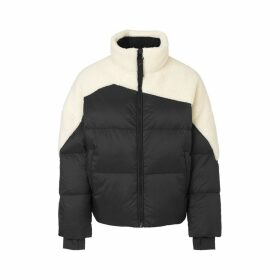 Liv Two-Tone Padded Puffer Jacket