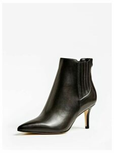 Guess Felipa Leather Ankle Boot